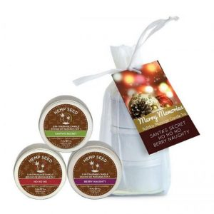 Holiday Candle Trio 2 Oz