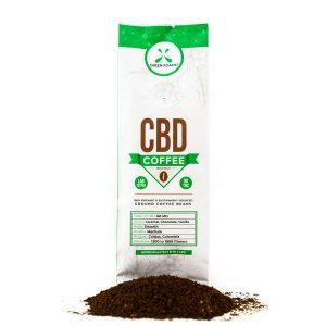 CBD Gourmet Coffee 2 ounces Bag