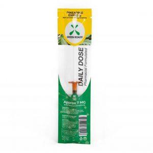CBD Terpene Daily Dose Syringe Pineapple Express
