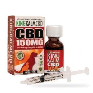 CBD Pets King Kalm 150mg