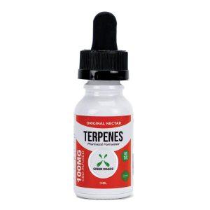 CBD Terpenes Oil Strawberry AK 100mg .5oz Bottle