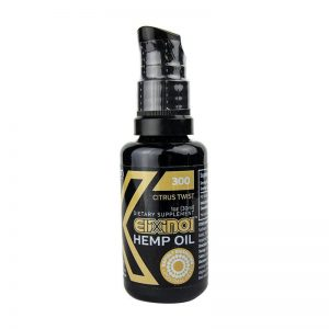 Hemp Oil Liposomes 30ml, 300mg CBD Citrus Twist Flovour