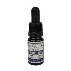 Hemp Oil 10ml (300mg CBD) Unflavored