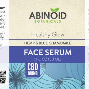 CBD Face Serum 30ml (100mg CBD)