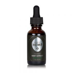 Hemp Extract 1oz (1000mg CBD) Mojito Lime Flavour