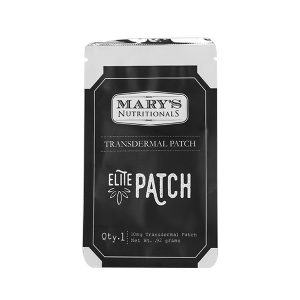 Elite Patch 1 patch 10mg CBD