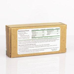 Tasty Cocoas (1 box of 4 chocolates) (10mg CBD per chocolate) Dark Chocolate Mint Flavour