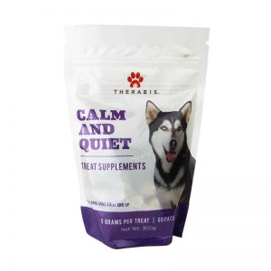 Calm & Quiet Treats (60ct) for large dogs