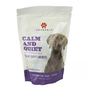 Calm & Quiet Treats (60ct) for medium dogs