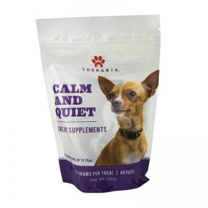 Calm & Quiet Treats (60ct) for small dogs