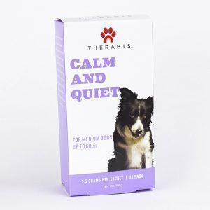 Calm & Quiet (30 Pack) for medium dogs