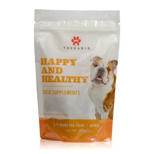 Happy & Healthy Treats (60ct) for medium dogs