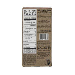 CBD Chocolate – Caramel Coconut (Milk Chocolate) 2.5oz, 60mg CBD