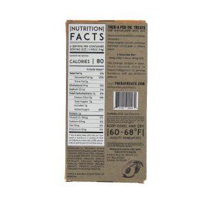 CBD Chocolate – Peach Hazelnut White Chocolate 2.5oz, 60mg CBD