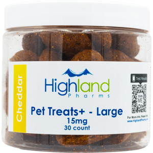 NEW!  CBD for Dogs, Cats and ALL your Pets!