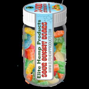 CBD Gummy Bear x400 Strength