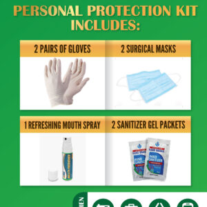 Elite Personal Protective Kit – Small