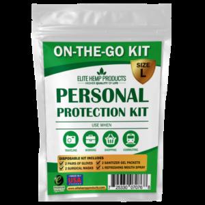 Elite Personal Protective Kit – Large