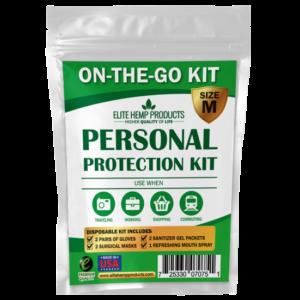 Elite Personal Protective Kit – Medium