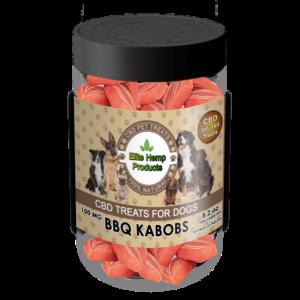 Dog BBQ Kabobs