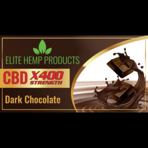 Elite CBD Chocolate – Dark Chocolate x400