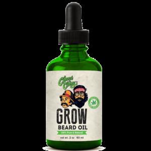 GROW BEARD OIL