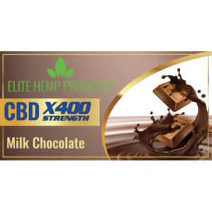 Elite CBD Chocolate – Milk Chocolate x400