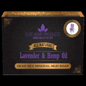 Lavender & Hemp Oil Soap