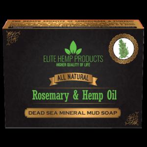 Rosemary & Hemp Oil Soap