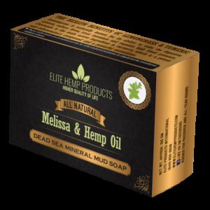 Melissa & Hemp Oil Soap