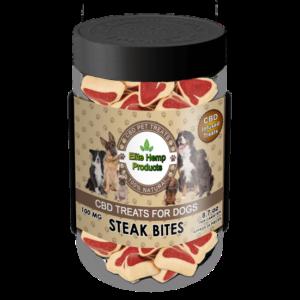 Dog Steak Bites