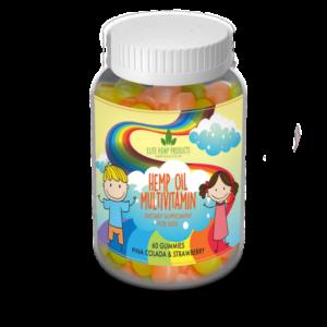 Elite Kids Multivitamin Pina Colada & Strawberry